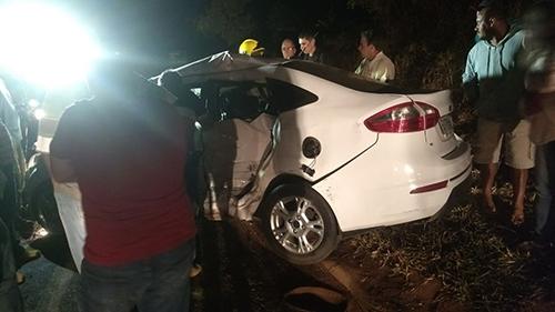 Mulher de deputado mineiro está entre mortos de grave acidente