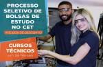 Centro de Educação Tecnológica abre seleção para bolsas de estudo em cursos técnicos