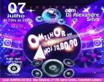 CORREIO Online leva você para a festa dos anos 80