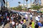 População prestigia desfile cívico militar em Lafaiete