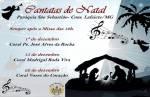 Paróquia de São Sebastião de Lafaiete inicia a Cantata de Natal neste fim de semana