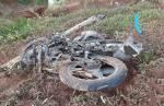 Motorista foge após acidente que matou motociclista na MG-129